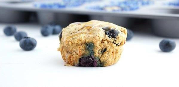 paleo blueberry muffins, Paleo Blueberry Muffin Recipe, paleo diet, paleo recipes, muffin