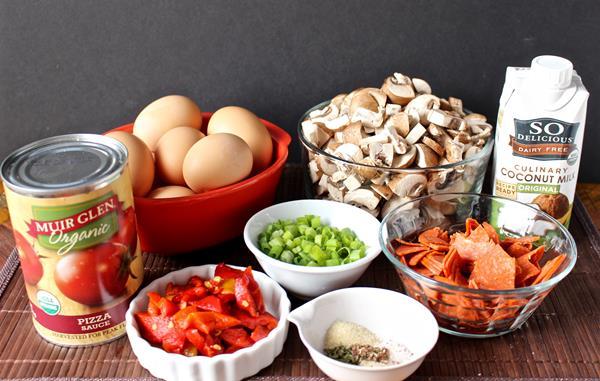 Pizza Quiches, Paleo Diet, Paleo Recipes