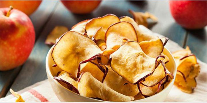 paleo diet, paleo recipes, Apple Chips