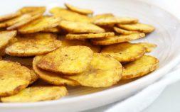 paleo diet, paleo recipes, Paleo Plantain Chips
